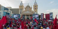 Venezuelská opozice chce bojkotovat prezidentské volby - anotační obrázek