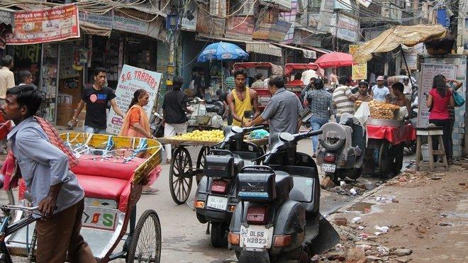 Indie, ilustrační foto