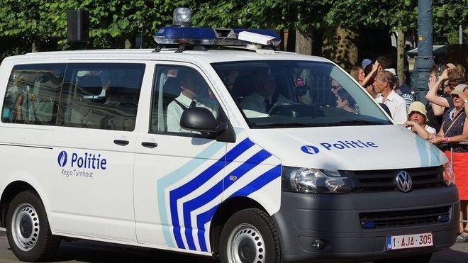 Policie Belgie