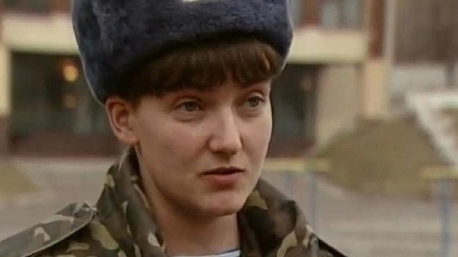 Savčenková, Naděžda (ukrajinská pilotka)