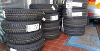 Přezutí pneumatik, ilustrační fotografie