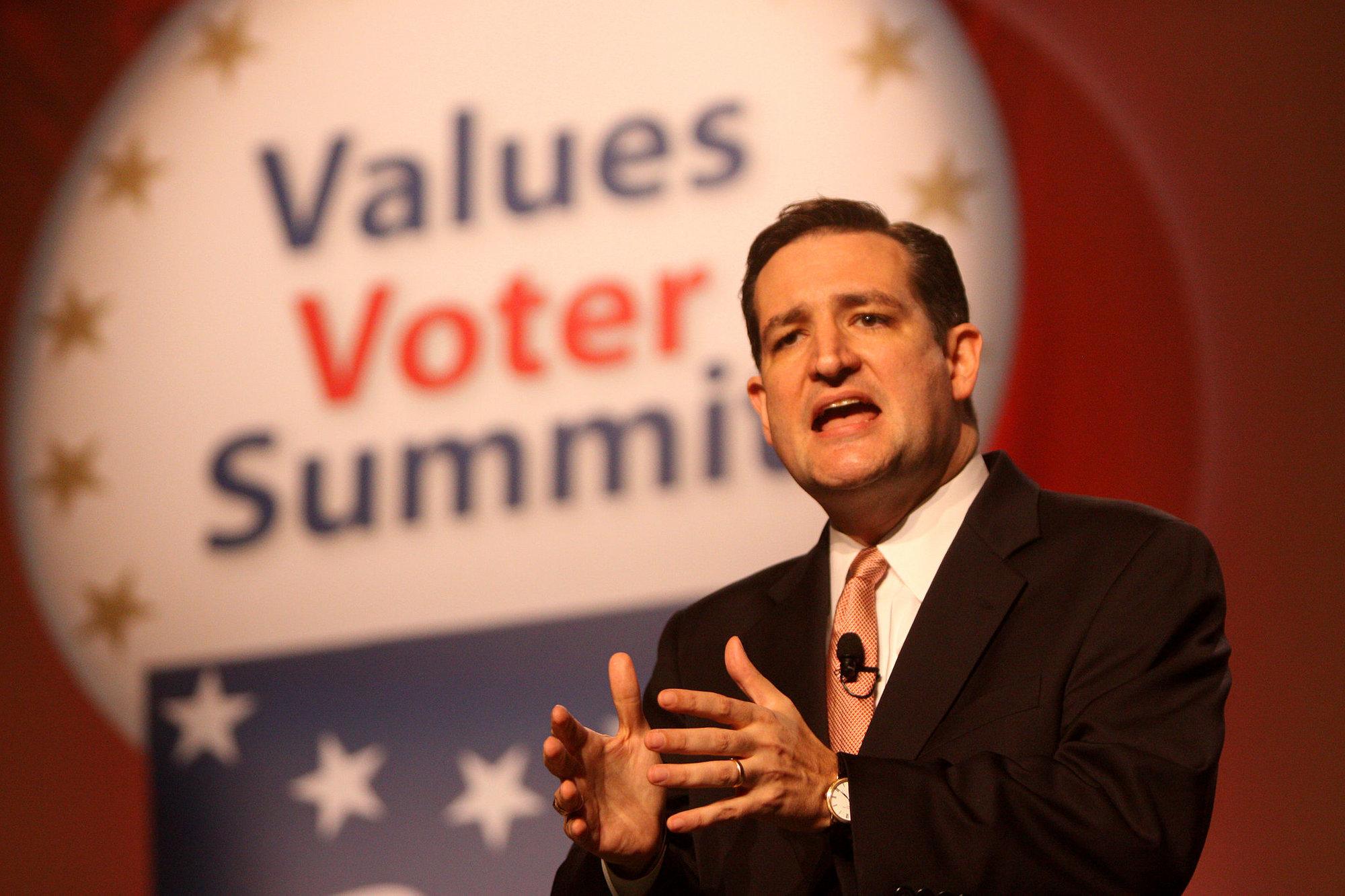 Cruz, Ted (kandidát na prezidenta USA)