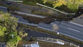 Japonsko decimovalo zemětřesení o síle až 6,5 stupně (15. dubna 2016)