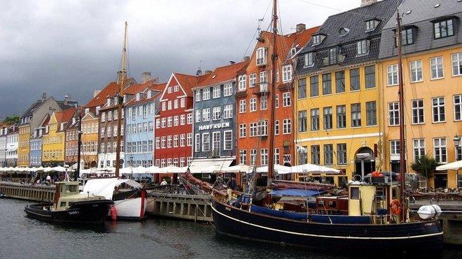 Dánsko, ilustrační foto