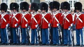 Dánská královská garda