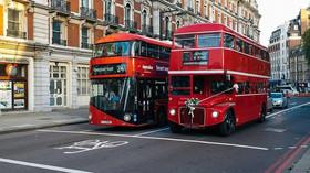 Ulice Londýna, ilustrační foto