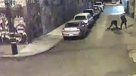 Policisté brutálně zmlátili muže. Natočila je kamera