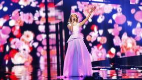 Gabriela Gunčíková v soutěži Eurovision Song Contest