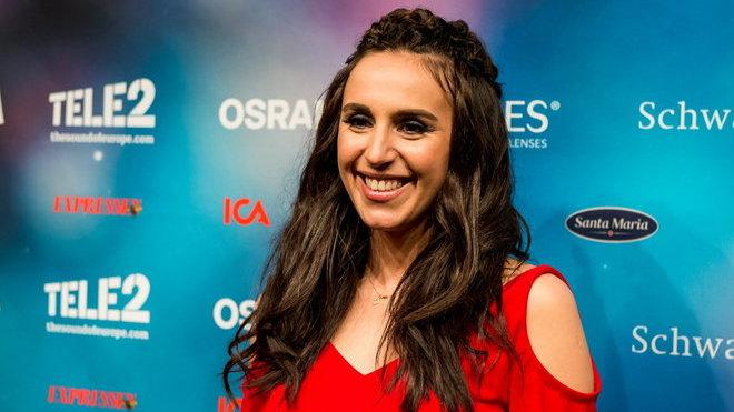 Ukrajinka Jamala zvítězila v 61. ročníku soutěže Eurovision Song Contest 2016 (foto: Anna Velikova)