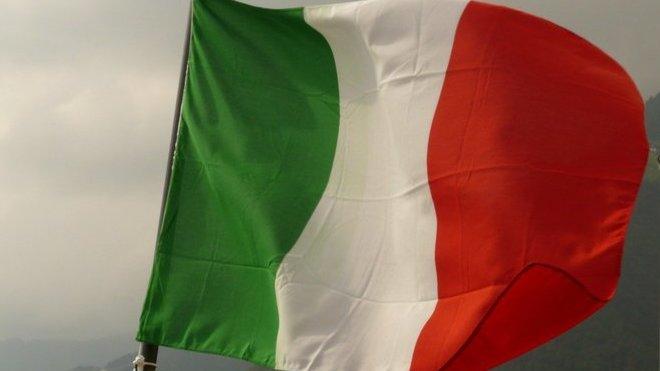 Vlajka Itálie