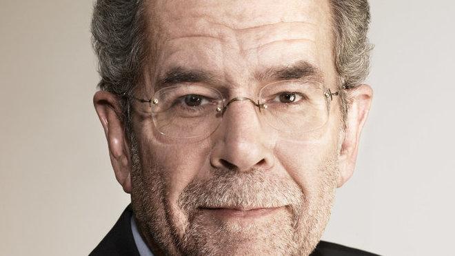 Alexander Van der Bellen, nový prezident Rakouska