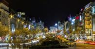 Na náměstí začaly alternativní oslavy 28. října - anotační obrázek