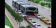 Čína představila futuristický projekt
