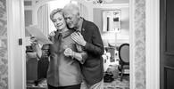 Hillary Clintonová a Bill Cllinton