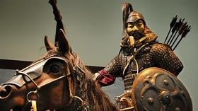 Mongolský bojovník, autor: William Cho, CC BY-SA 2.0