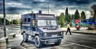 Čtyři bulharští policisté byli obviněni z toho, že pašovali uprchlíky do Srbska - anotační obrázek