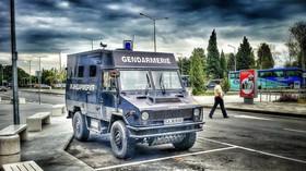 Policie Bulharsko