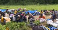 Tlak uprchlíků na balkánské trase opět roste. Policie zasáhla na bosensko-chorvatské hranici - anotační obrázek