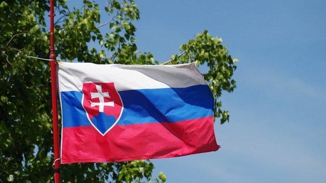 Vlajka Slovenska