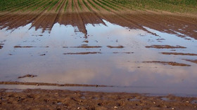 Povodně, ilustrační fotografie.