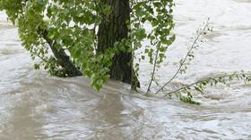 Povodně, ilustrační foto