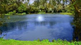 Jezero, ilustrační foto