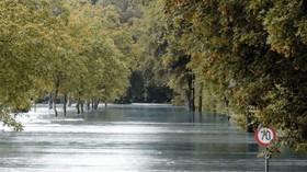 Počasí se neuklidnilo, riziko záplav v Čechách ještě nepominulo, upozorňují meteorologové