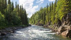 Řeka, ilustrační foto