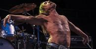 OBRAZEM: Iggy Pop (69) rozeskákal nový Prague Metronome Festival - anotační obrázek