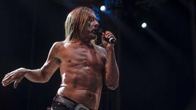 Iggy Pop v Praze pokřtil nový festival Metronome (25.6.2016)