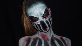 Extrémní makeup