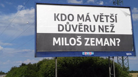Billboardová kampaň