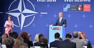 Summit NATO ve Varšavě (8. - 9. 7. 2016): Jens Stoltenberg