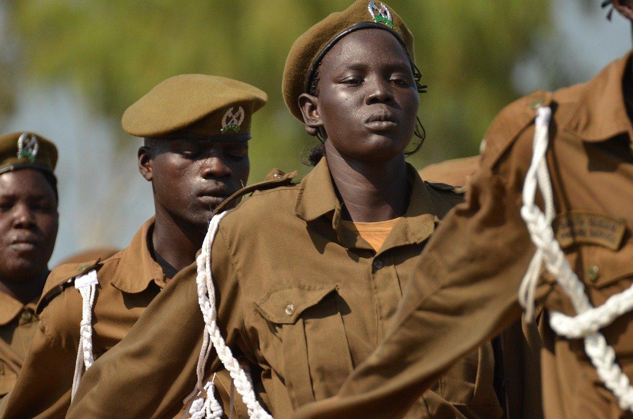 Armáda Jižního Súdánu