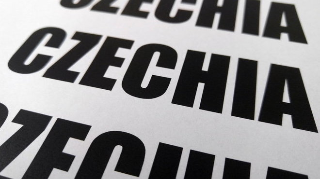 Czechia, zaregistrovaný název u OSN