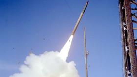 Vyspělý americký protiraketový štít THAAD