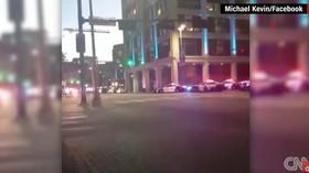 Střelba na policisty v Dallasu (8.7.2016)
