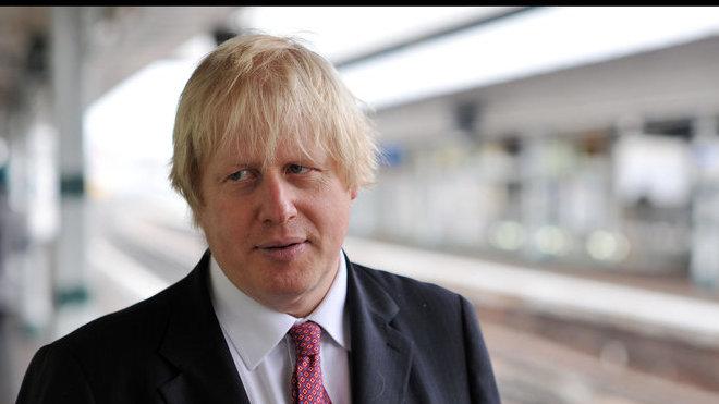Boris Johnson (autor: Andrew Parsons / i-Images)