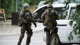 V obchodním centru v Mnichově se střílelo