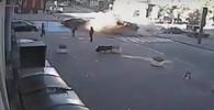 VIDEO: Atentát v Rusku. Novináře zabila bomba v autě - anotační obrázek