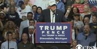 Smích i bučení: Trump s Clintonovou se na charitativní večeři špičkovali - anotační obrázek