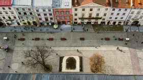 Ukrajina, ilustrační foto