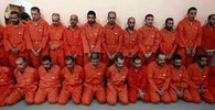 Islámský stát nechal popravit vlastní bojovníky, nechal jim uříznout hlavy - anotační foto