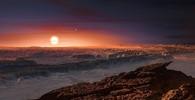 Vědci našli planetu podobnou Zemi, může na ní být voda a život - anotační obrázek