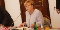 Merkelová vzkazuje: Uprchlíky budou řešit i Češi - anotační obrázek