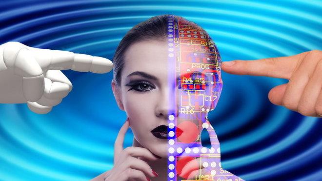 Robotika, ilustrační foto