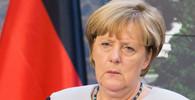 Merkelová a Putin si telefonovali kvůli Ukrajině a Sýrii - anotační obrázek