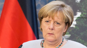 Merkelová promluvila: Německo je plné uprchlíků a lidí arabského původu, kteří přinesli novou formu antisemitismu - anotační foto