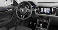 OBRAZEM: Škoda Kodiaq odhalila tajemství interiéru - anotační obrázek