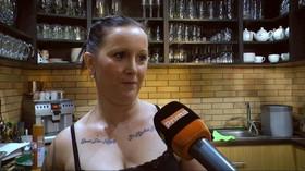 Agresivní host útočil na servírku a muže v brněnské restauraci